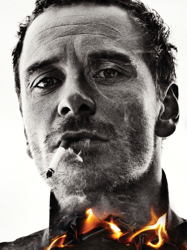 INTERVIEW MAGAZINE- Michael Fassbender by Sebastian Kim. Elin Svahn, February 2012, www.imageamplified.com, Image Amplified6
