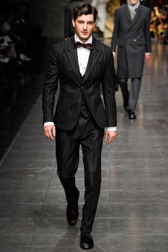MILAN FASHION WEEK- Dolce & Gabbana Men's Fall 2012. www.imageamplified.com, Image Amplified9 (4)