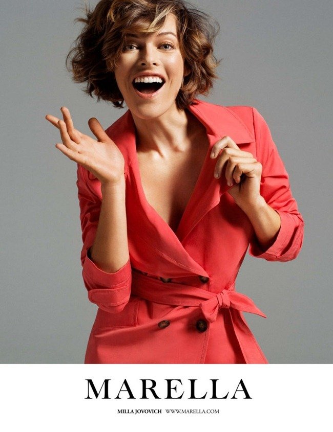 CAMPAIGN- Milla Jovovich for Marella Spring 2012 by Inez & Vinoodh. www.imageamplified.com, Image Amplified1