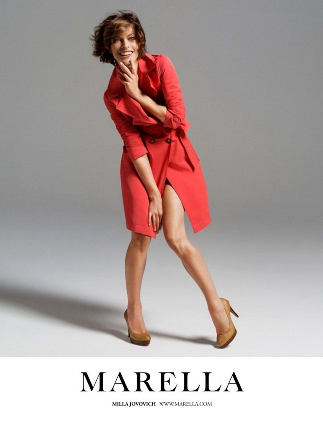 CAMPAIGN- Milla Jovovich for Marella Spring 2012 by Inez & Vinoodh. www.imageamplified.com, Image Amplified3