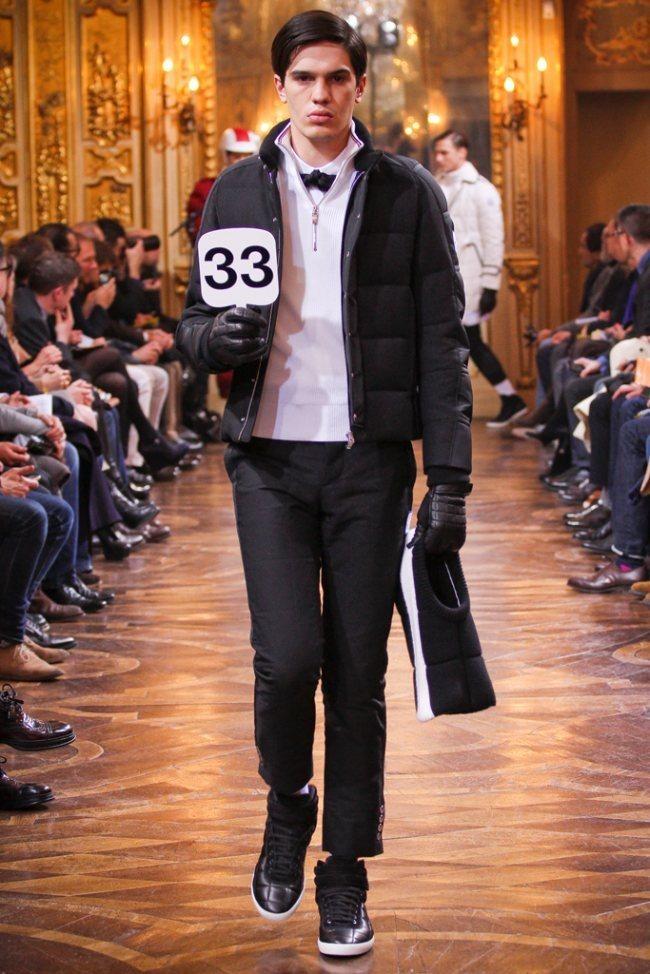 MILAN FASHION WEEK- Moncler Gamme Bleu Men's Fall 2012. www.imageamplified.com, Image Amplified1 (3)