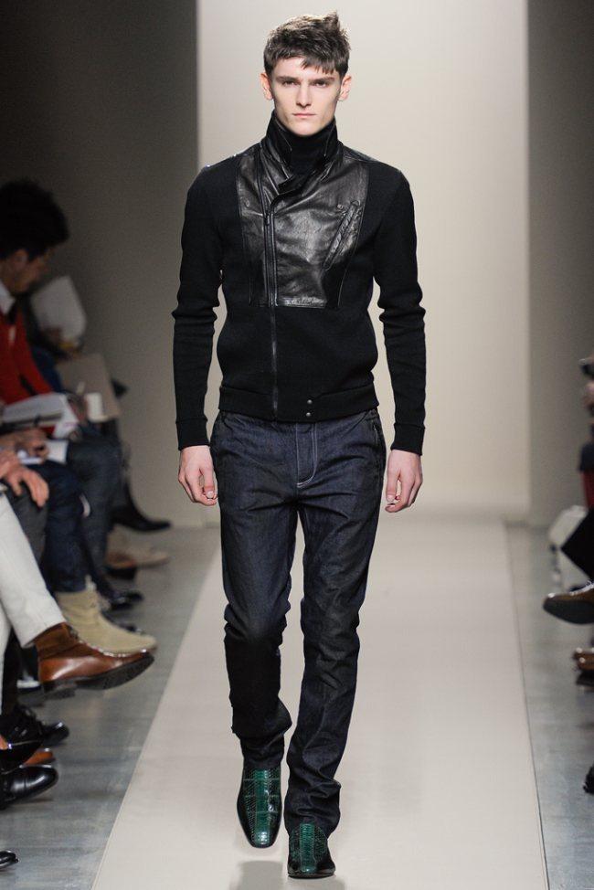 MILAN FASHION WEEK- Bottega Veneta Men's Fall 2012. www.imageamplified.com, Image Amplified2 (1)