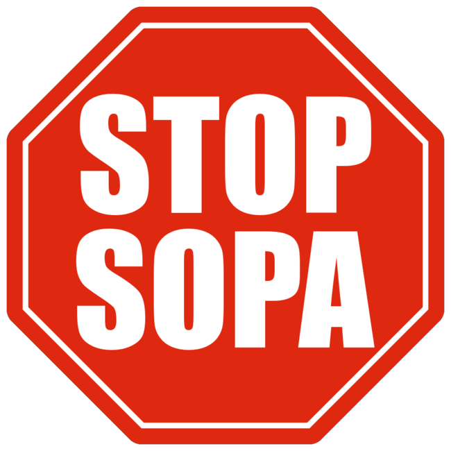 STOPPING AMERICAN CENSORSHIP: SOPA & PIPA.  Image Amplified www.imageamplified.com