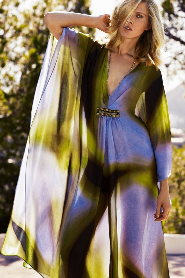 CAMPAIGN Iselin Steiro for Escada Spring 2012 by Knoepfel & Indlekofer. www.imageamplified.com, Image Amplified (3)
