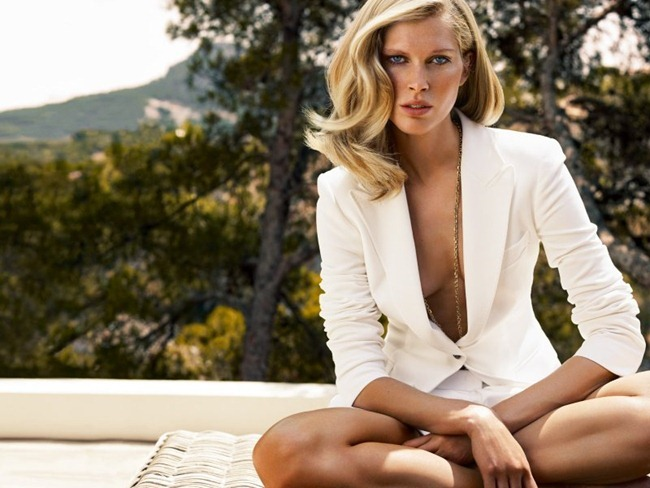 CAMPAIGN Iselin Steiro for Escada Spring 2012 by Knoepfel & Indlekofer. www.imageamplified.com, Image Amplified (6)