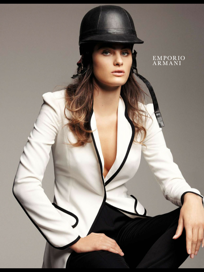 ELLE UK- Isabeli Fontana in New York, London, Milan, Paris by Thomas Schenk. Anne-Marie Curtis, February 2012, www.imageamplified.com, Image Amplified6