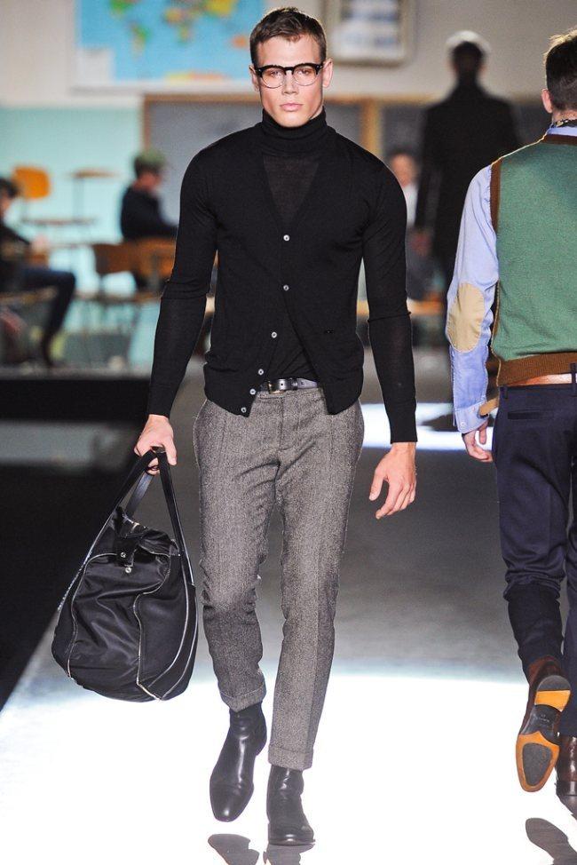 MILAN FASHION WEEK- Dsquared² Men's Fall 2012. www.imageamplified.com, Image Amplified5 (1)