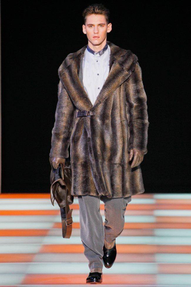 MILAN FASHION WEEK- Giorgio Armani Men's Fall 2012. www.imageamplified.com, Image Amplified6 (1)