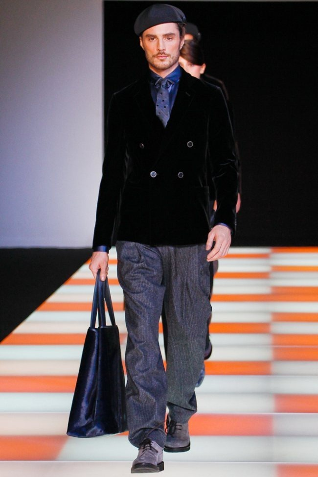 MILAN FASHION WEEK- Giorgio Armani Men's Fall 2012. www.imageamplified.com, Image Amplified0 (1)
