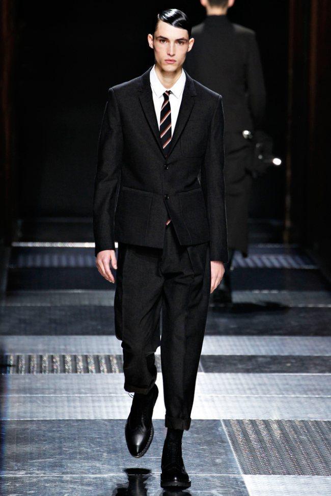 PARIS FASHION WEEK- Kris Van Assche Men's Fall 2012. www.imageamplified.com, Image Amplified0