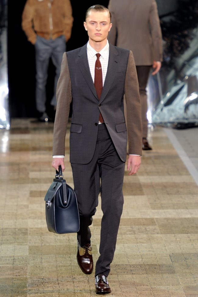 PARIS FASHION WEEK- Louis Vuitton Men's Fall 2012. www.imageamplified.com, Image Amplified2