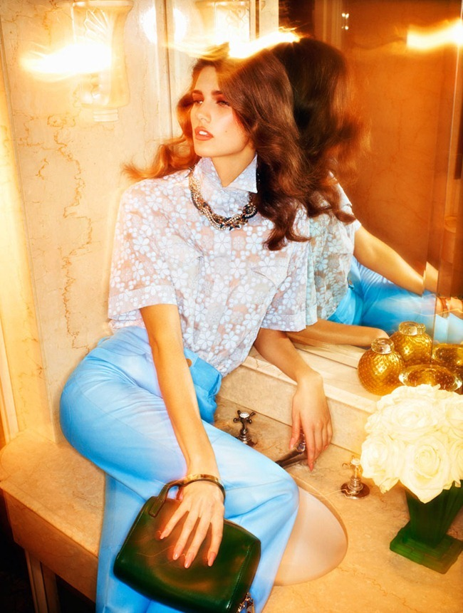 VOGUE RUSSIA Kendra Spears by Mariano Vivanco. Miranda Almond, February 2012, www.imageamplified.com, Image Amplified (8)