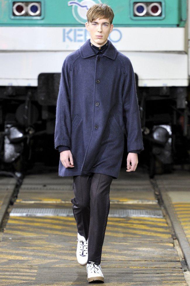 PARIS FASHION WEEK- Kenzo Men's Fall 2012. www.imageamplified.com, Image Amplified4 (1)