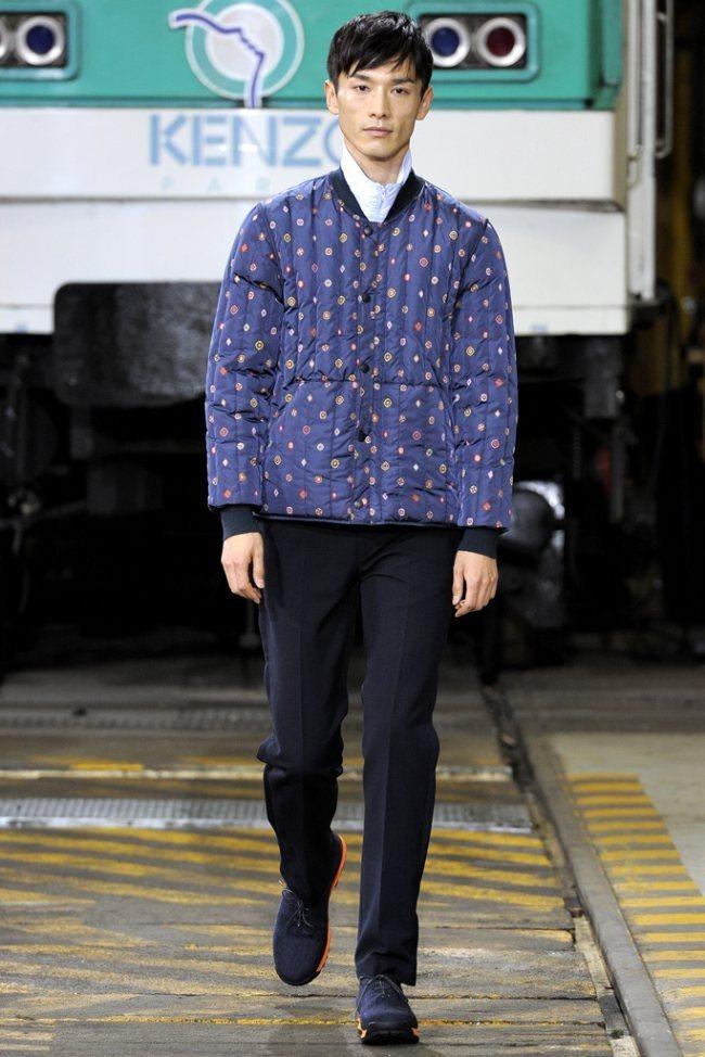 PARIS FASHION WEEK- Kenzo Men's Fall 2012. www.imageamplified.com, Image Amplified5 (3)