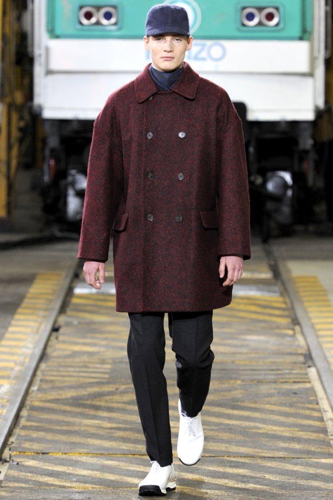 PARIS FASHION WEEK- Kenzo Men's Fall 2012. www.imageamplified.com, Image Amplified7 (2)