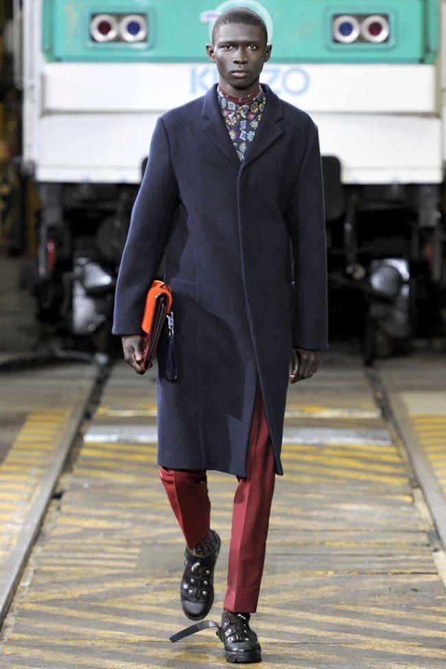 PARIS FASHION WEEK- Kenzo Men's Fall 2012. www.imageamplified.com, Image Amplified8 (3)