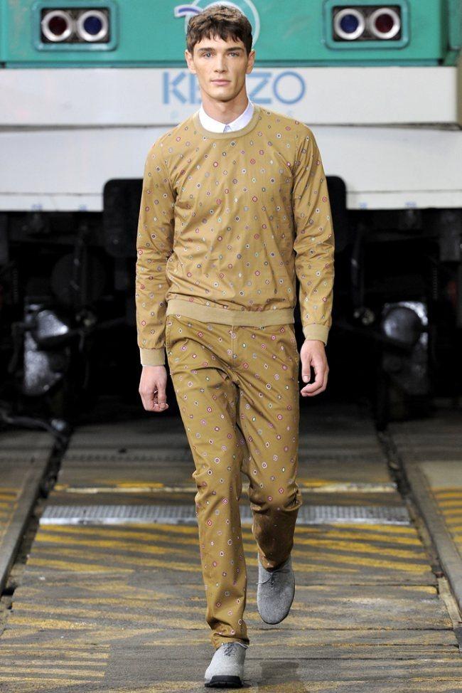 PARIS FASHION WEEK- Kenzo Men's Fall 2012. www.imageamplified.com, Image Amplified9