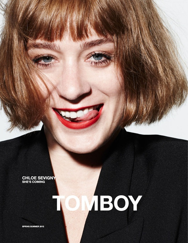 CAMPAIGN Chloe Sevigny for Tomboy Spring 2012 by Daniel Jackson. Dianna Lunt, www.imageamplified.com, Image Amplified (8)
