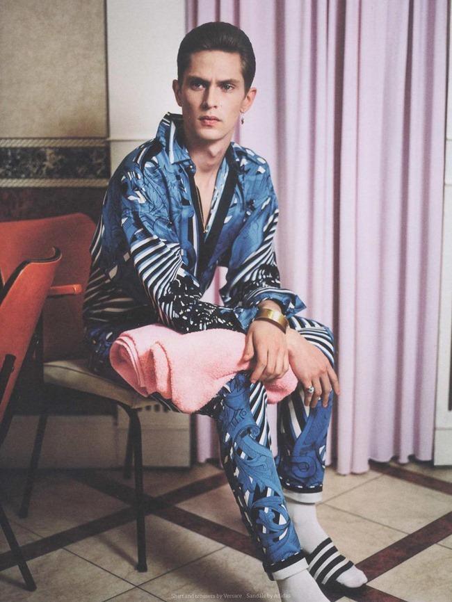 DANSK MAGAZINE- Mathias by Mark Kean. Spring 2012, www.imageamplified.com, Image Amplified1