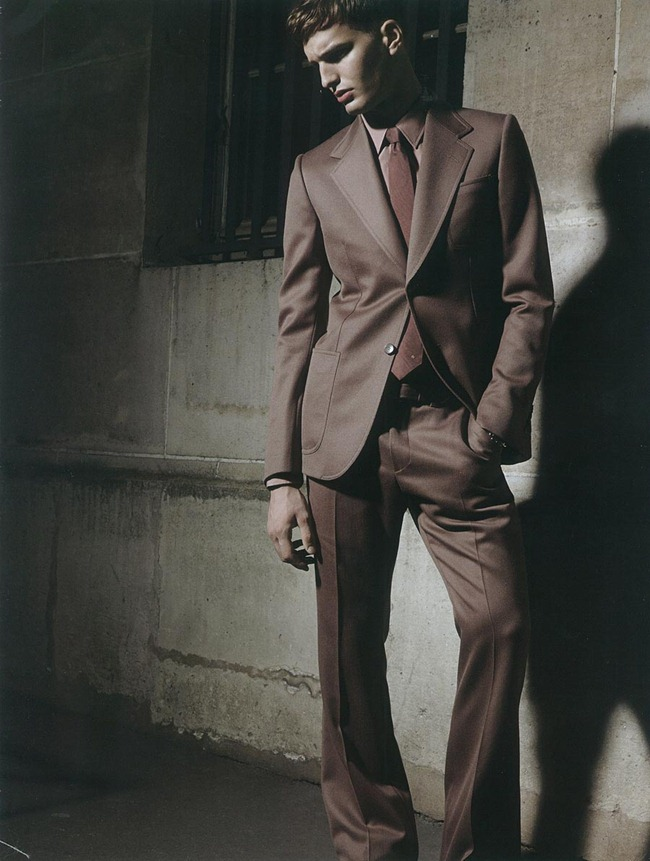 FASHION FOR MEN MAGAZINE Florian A In Gucci By Milan Vukmirovic Imageamplified