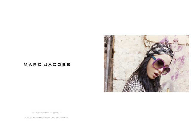 CAMPAIGN Xiao Wen for Marc Jacobs  Spring 2012 by Juergen Teller. www.imageamplified.com, Image Amplified (9)