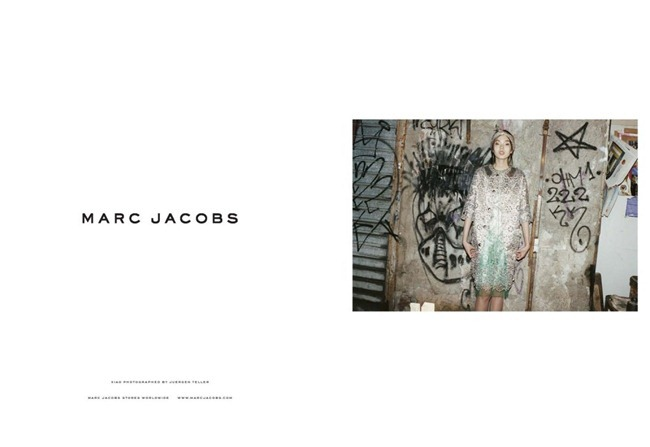 CAMPAIGN Xiao Wen for Marc Jacobs  Spring 2012 by Juergen Teller. www.imageamplified.com, Image Amplified (13)