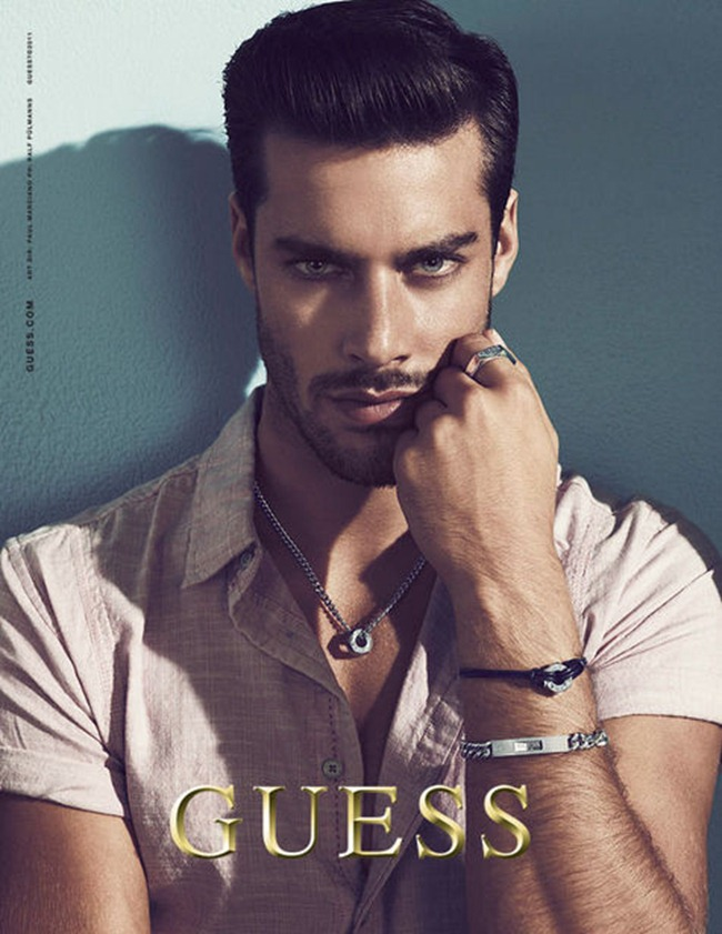 CAMPAIGN- Goncalo Teixeira for Guess Accessories Spring 2012. www.imageamplified.com, Image Amplified5