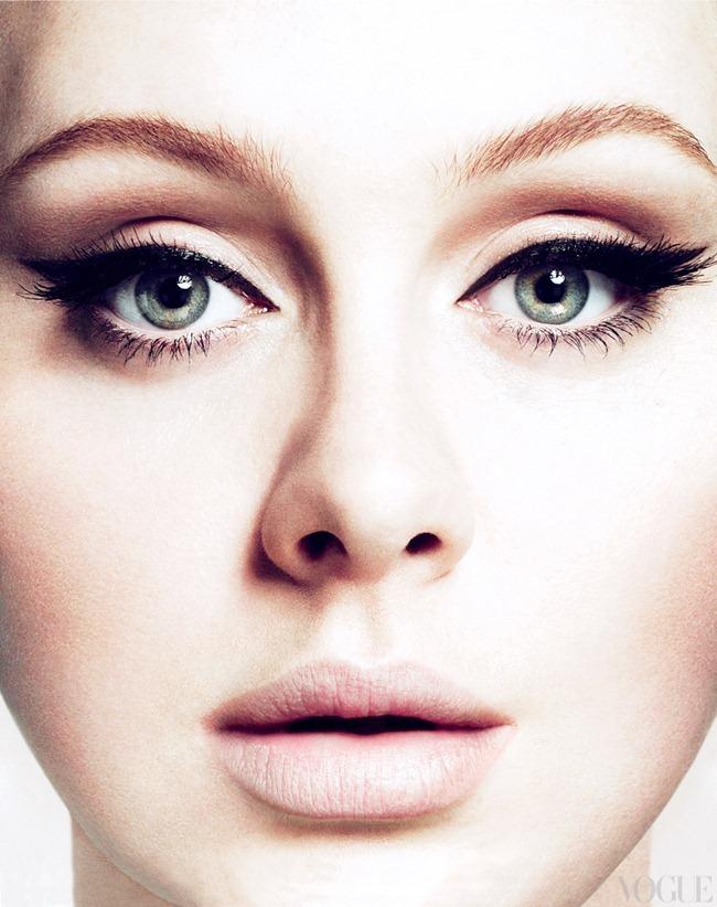 cc7cb972cfc0 VOGUE MAGAZINE  Adele by Photographers Mert   Marcus - Image ...