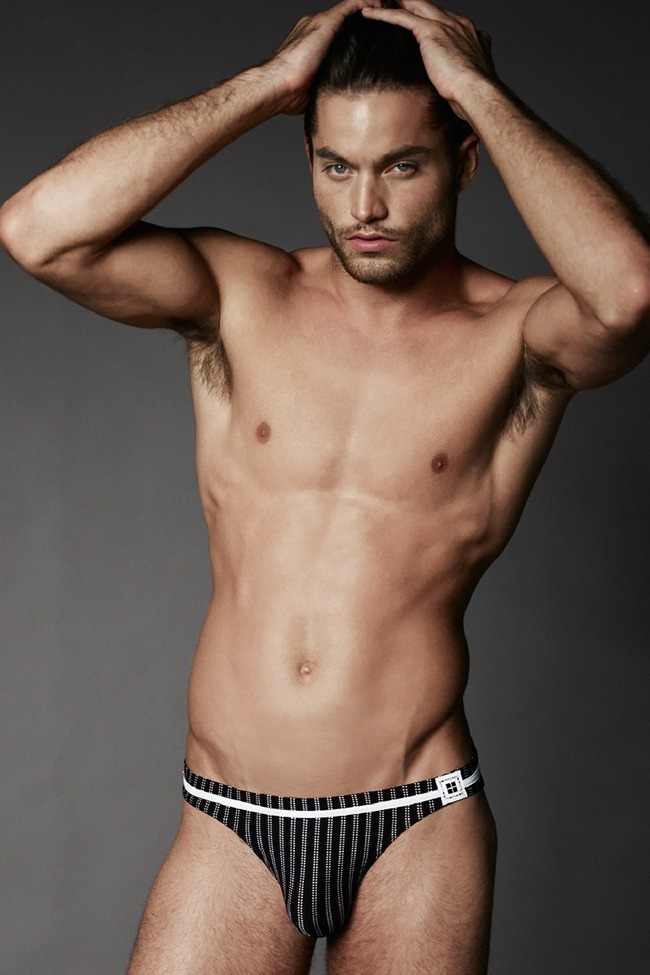 MASCULINE DOSAGE- Greg Kheel for Bruno Bannani Underwear. www.imageamplified.com, Image Amplified0