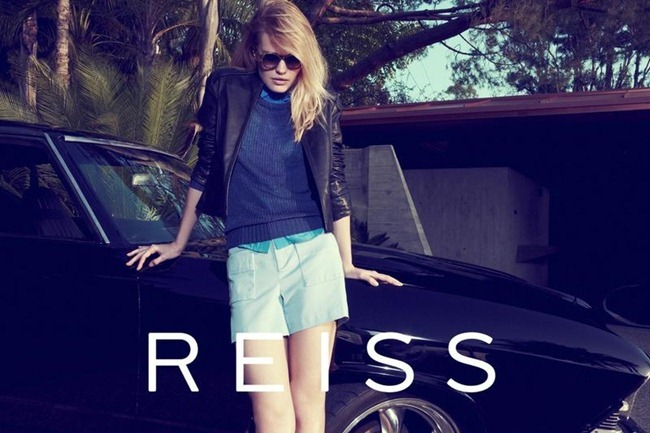 CAMPAIGN Yulia Vasiltsova for Reiss Spring 2012 by Nagi Sakai. www.imageamplified.com, Image Amplified (6)