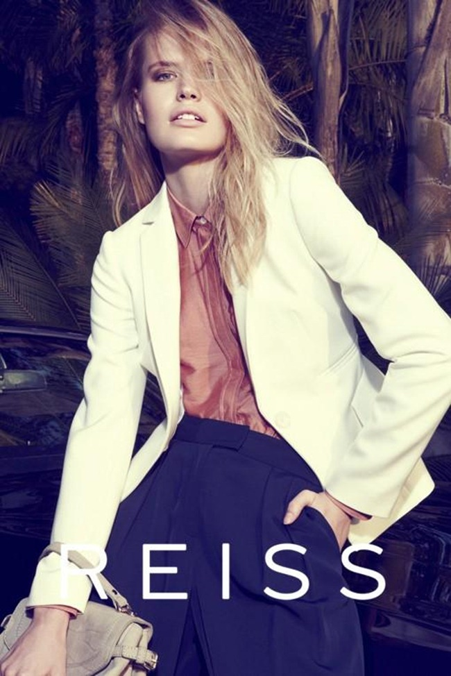 CAMPAIGN Yulia Vasiltsova for Reiss Spring 2012 by Nagi Sakai. www.imageamplified.com, Image Amplified (10)