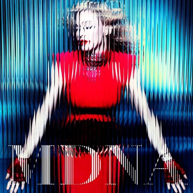 FASHION PHOTOGRAPHY Madonna Wears Antonio Berardi Spring 2012 for MDNA Album by Mert & Marcus. www.imageamplified.com, Image Amplified (2)