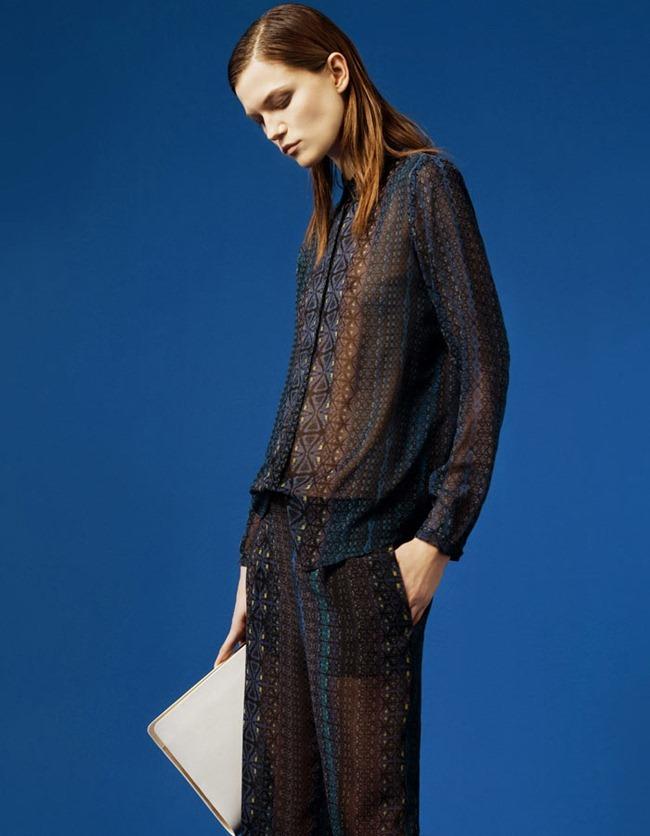 LOOKBOOK Kasia Struss for Zara March 2012. www.imageamplified.com, Image Amplified (9)