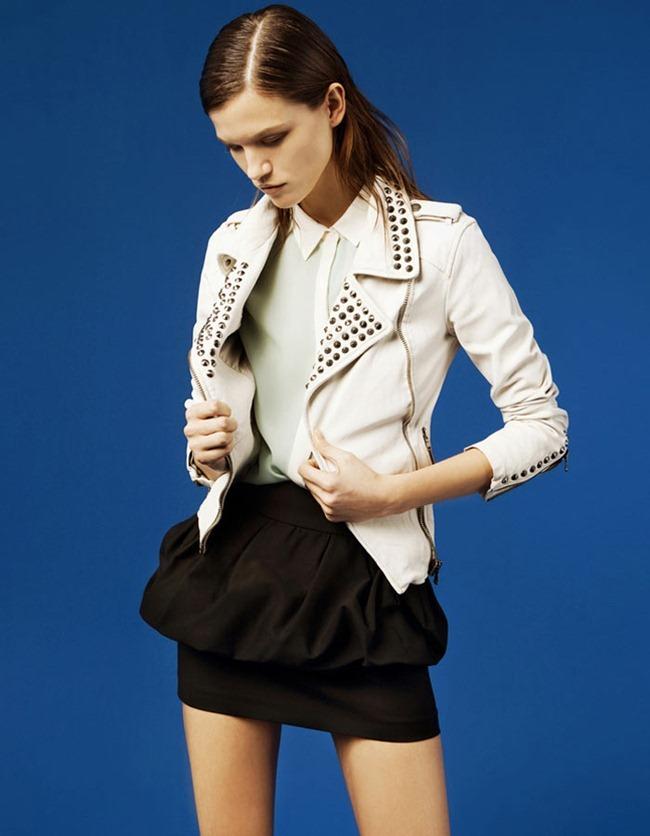 LOOKBOOK Kasia Struss for Zara March 2012. www.imageamplified.com, Image Amplified (2)