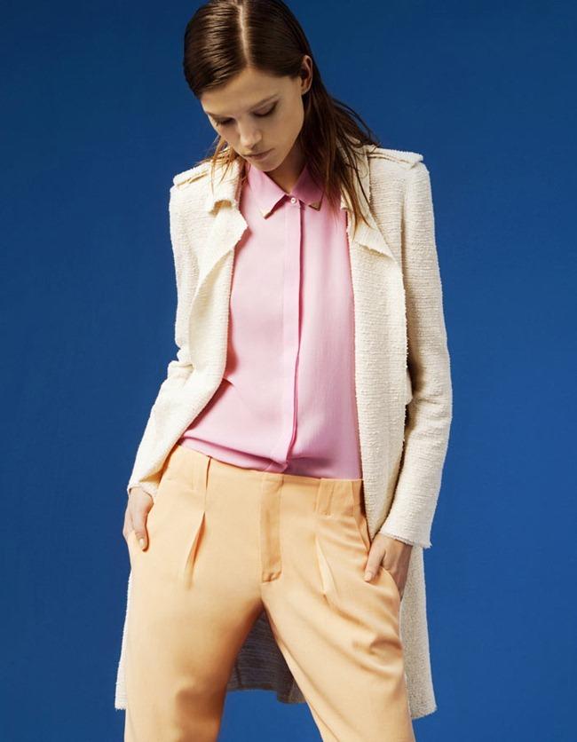 LOOKBOOK Kasia Struss for Zara March 2012. www.imageamplified.com, Image Amplified (3)