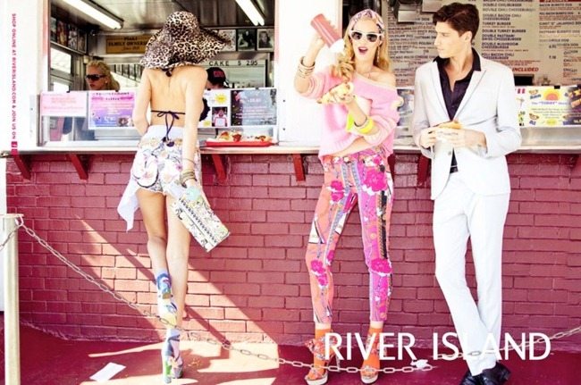 CAMPAIGN Jacob Young, Ryan Kennedy & Sid Ellisdon for River Island Spring 2012 by Ellen von Unwerth. www.imageamplified.com, Image Amplified (2)