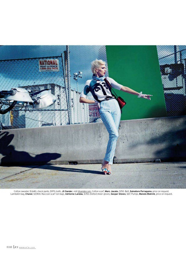 ELLE MAGAZINE hannelore Knuts in Retro Active by Horst Diekgerdes. Brian Molloy, March 2012, www.imageamplified.com, Image Amplified (6)