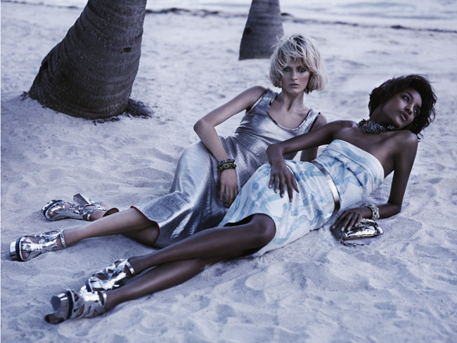VOGUE JAPAN- Daria Strokous &7 Jourdan Dunn by Josh Olins. April 2012, www.imageamplified.com, Image Amplified7