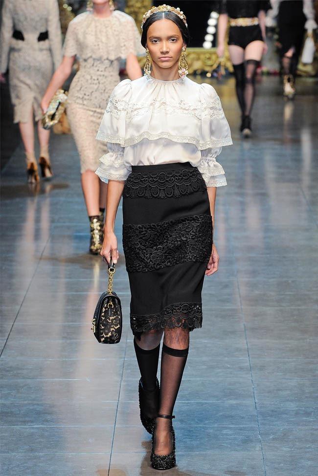 MILAN FASHION WEEK Dolce &  Gabbana Fall 2012. www.imageamplified.com, Image Amplifi ed (16)