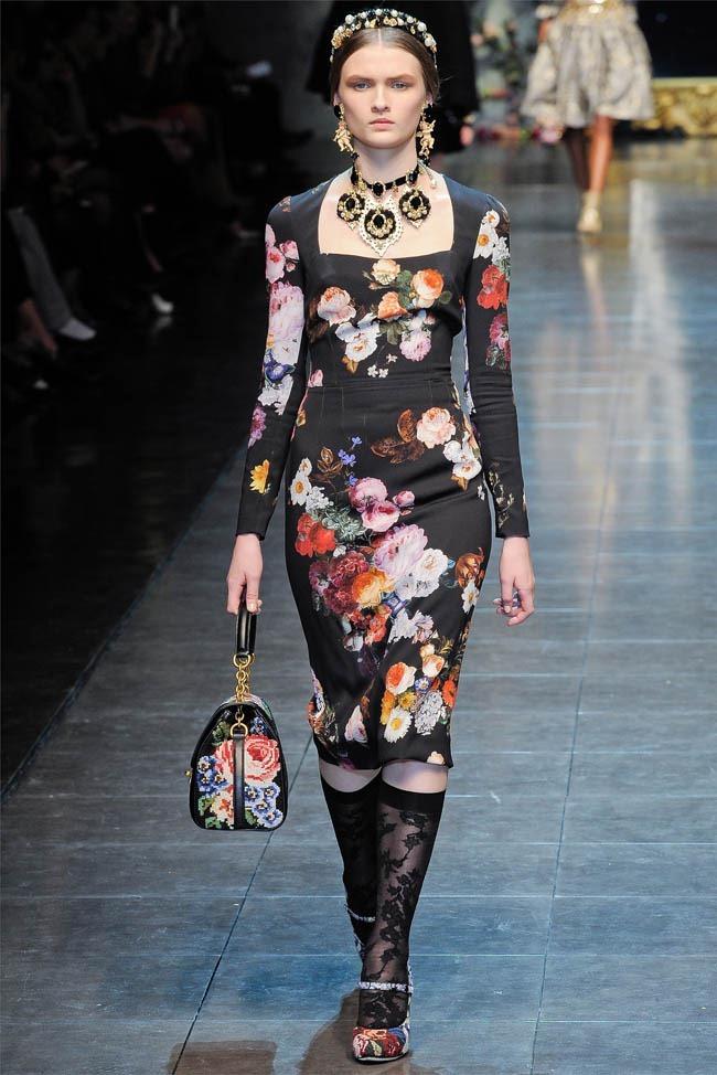 MILAN FASHION WEEK Dolce &  Gabbana Fall 2012. www.imageamplified.com, Image Amplified (32)