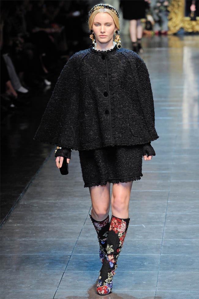 MILAN FASHION WEEK Dolce &  Gabbana Fall 2012. www.imageamplified.com, Image Amplified (37)