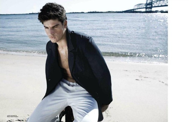DAMAN MAGAZINE- Evandro Soldati in The Castaway by Don Kim. March 2012, Brent Austin Coover, www.imageamplified.com, Image Amplified1