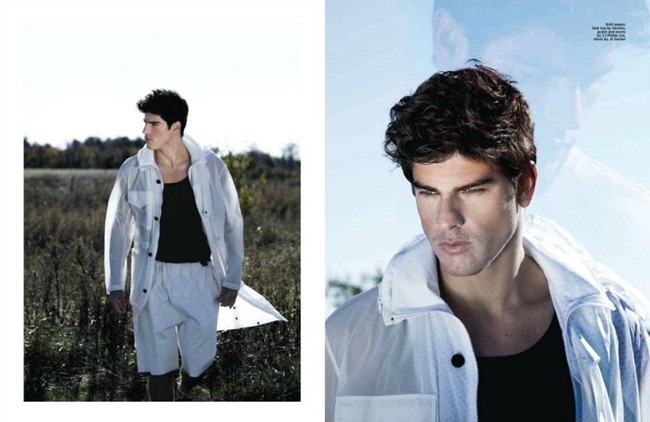 DAMAN MAGAZINE- Evandro Soldati in The Castaway by Don Kim. March 2012, Brent Austin Coover, www.imageamplified.com, Image Amplified4