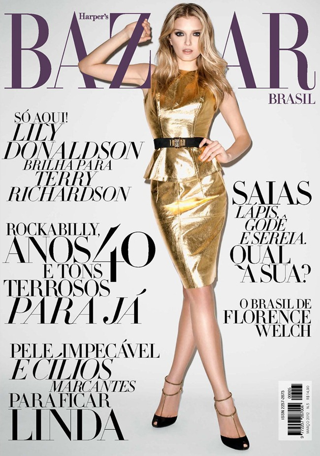 HARPER'S BAZAAR BRAZIL- Lily Donaldson by Terry Richardson. March 2012, www.imageamplified.com, Image Amplified0