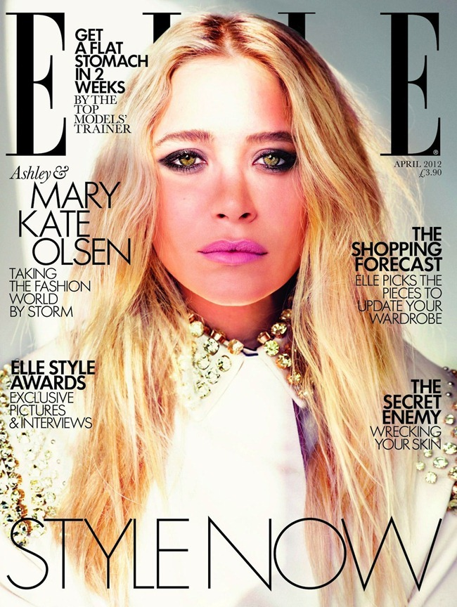 ELLE UK- Mary-Kate & Ashley Olsen in One Vision by Alexi Hay. April 2012, Anne-Marie Curtis, www.imageamplified.com, Image Amplified5