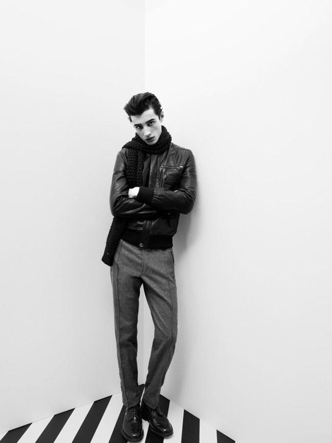 CAMPAIGN- Adrien Sahores for Pierre Balmain Fall 2012. www.imageamplified.com, Image Amplified5