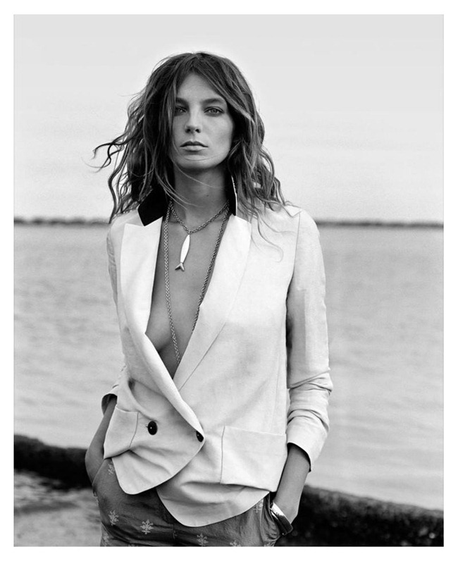 b750819a5a7bb CAMPAIGN Daria Werbowy for Maiyet Spring 2012 by Cass Bird. Lori Goldstein,  www.