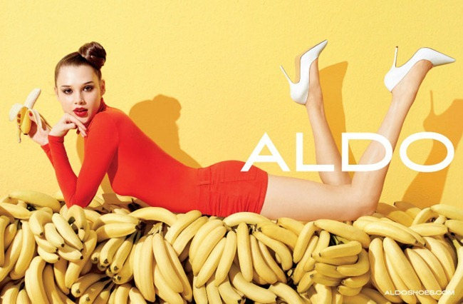CAMPAIGN Anais Pouliot for Aldo Spring 2012 by Terry Richardson. Sabina Schreder, www.imageamplified.com, Image Amplified (7)