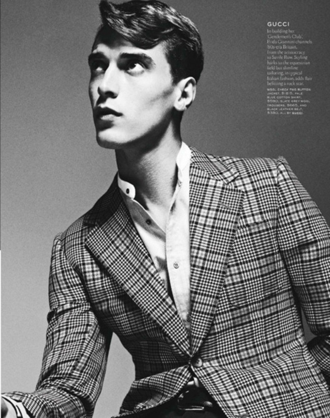 GQ STYLE GERMANY- Clement Chabernaud in Foreign Affair by Txema Yeste. Wayne Gross, Spring 2012, www.imageamplified.com, Image Amplified9