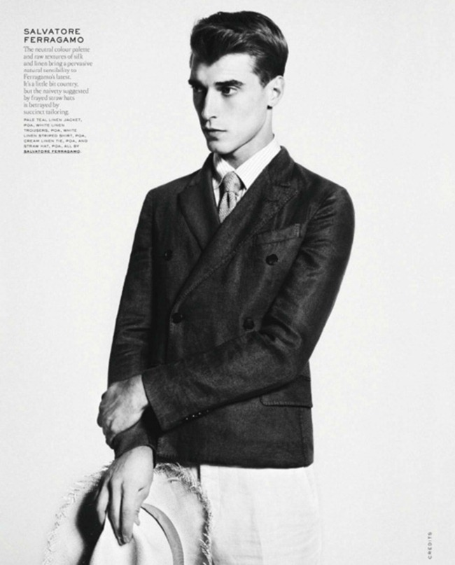 GQ STYLE GERMANY- Clement Chabernaud in Foreign Affair by Txema Yeste. Wayne Gross, Spring 2012, www.imageamplified.com, Image Amplified5